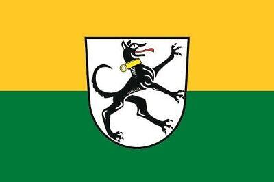 Fahne Flagge Oberpfalz 100 x 150 cm Bootsflagge Premiumqualität