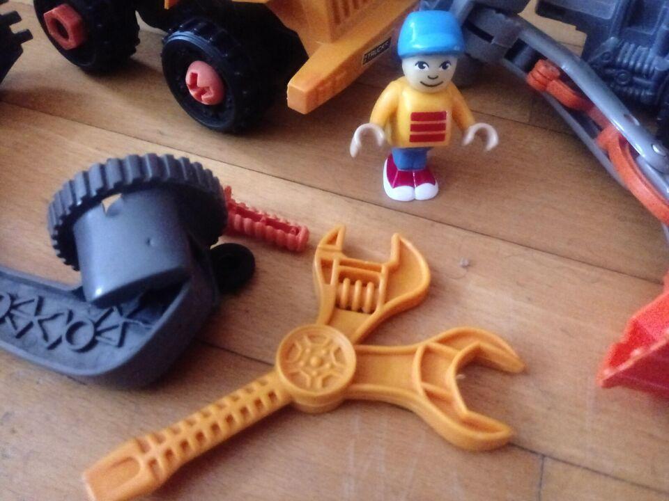 Andet legetøj, Gravko med mand