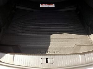 2010 2017 Buick Lacrosse Gm Oem Molded Cargo Mat Non Skid