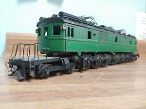Vintage O Scale Parmele & Sturges Cast Brass  New Haven GE EP3 Electric Engine