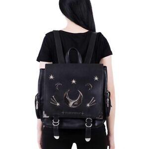 Killstar Stardust Okkult Vegan Gothic Sterne Goth Backpack Mond Rucksack HnSHrPq