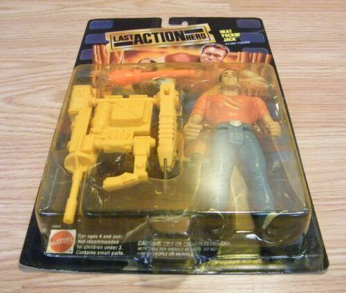 """Chaleur Bagage /""""Jack Stunt Figure by Mattel ** NOUVEAU-lire ** 10666 Last Action Hero"""