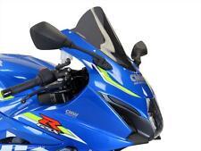 Suzuki GSXR1000 2017 Airflow Racing Shield Windshield Dark - Powerbronze