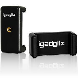 Cellulare-Supporto-Montaggio-Adattatore-per-Treppiede-amp-Selfie-Stick-Monopiede