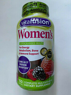 vitafusion+women+supercharged+multi+benefits+for+women+over+50