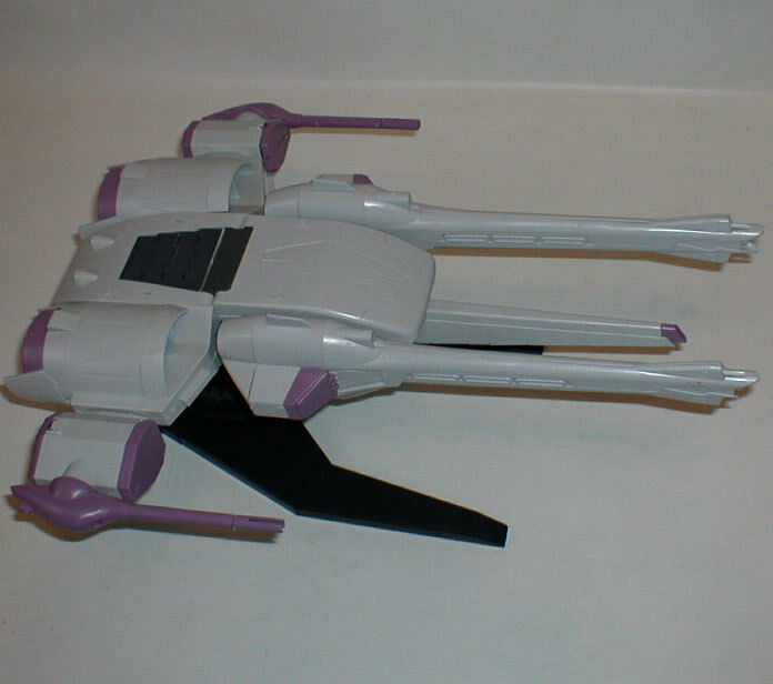 Gundam 15  Meteor Support Unit Built kit, moving parts, manga mecha figure anime
