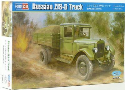 135 Zis5 Truck Model Kit Military Hbb83885 * Hobbyboss 1:35 Russian Zis-5truck