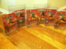Zorro Collection Gabriel  Full Complete Set All In Zolo World Cases Must See!