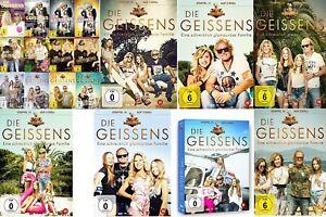 58-DVDs-DIE-GEISSENS-EINE-SCHRECHLICH-GLAMOUROSE-FAMILIE-1-16-SET-NEU-OVP-amp
