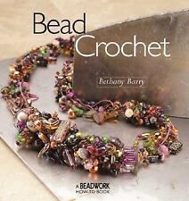 Bead Crochet (Beadwork How-To)-ExLibrary