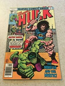 The-Incredible-Hulk-211-Nm-9-2-Alta-Calidad-Ejecutar-Medico-Druid-Maha-Yogi