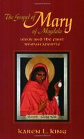 The Gospel Of Mary Of Magdala: Jesus And The First Woman Apostle By Karen L. Kin on Sale