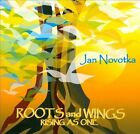 Roots and Wings Rising As One [Slipcase] by Jan Novotka (CD)