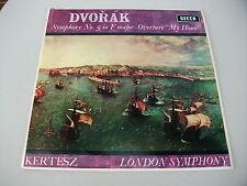 DECCA SXL 6273 - DVORAK SYMPHONY No 5 - ISTVAN KERTESZ