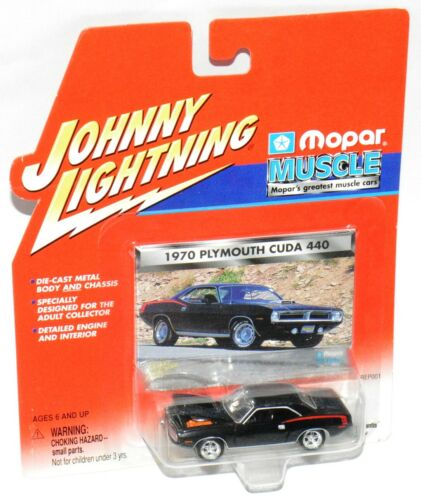 Johnny Lightning Limited Edition Mixed Cards Selections