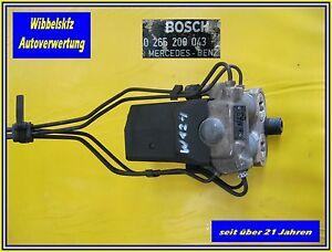 Mercedes-Benz-DB-W124-W201-ABS-Hydraulikblock-0-265-200-043