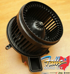 2011-2013-Dodge-Durango-Jeep-Grand-Cherokee-HVAC-Blower-Motor-Mopar-OEM