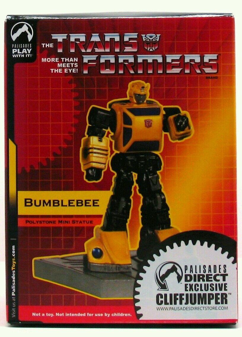Transformers G1 Cliffjumper Palisades Statue  250 Exclusive MISB