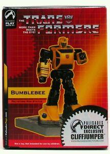 Transformers G1 Cliffjumper Palisades Statue # 154/250 Exclusivité Misb