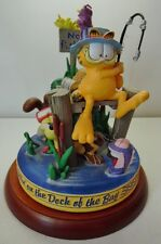 Danbury Mint Sitting on the Dock of the Bay Musical Figure 1995 Second in Series