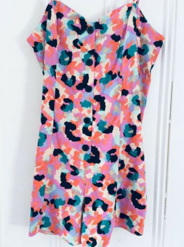 size 14 New ladies playsuit with shorts