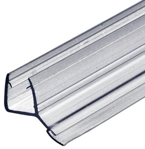 Häfele Joint de Porte Verre 135° Douche Déflecteur D/'Eau 8-10 Mm