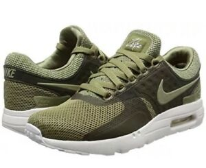 Details about NWT Nike Air Max Zero BR Trooper Running Shoes Olive Green 903892 200 SZ 9