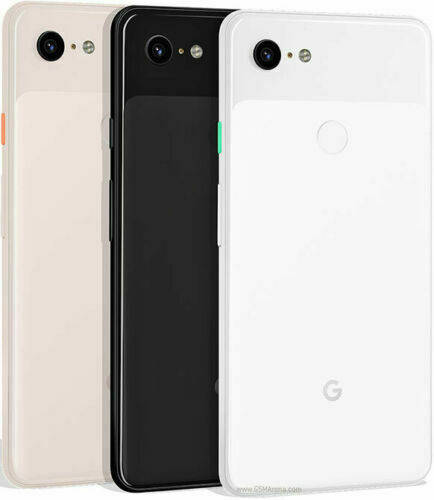 Google Pixel 3 Verizon + GSM Unlocked 64GB Smartphone