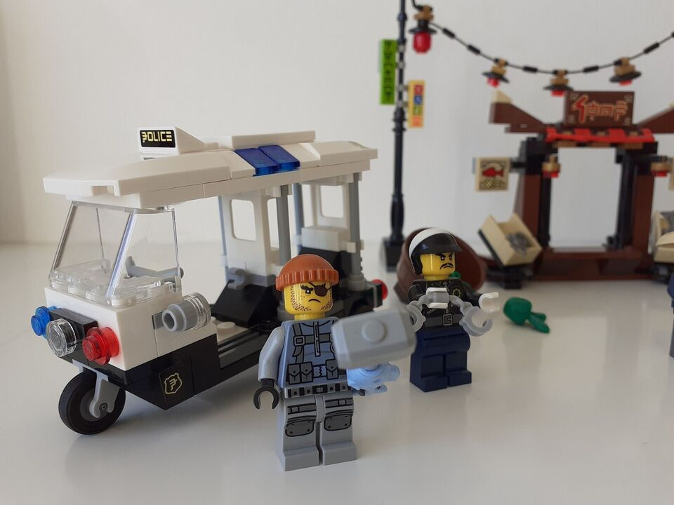 Lego Ninjago, 70607