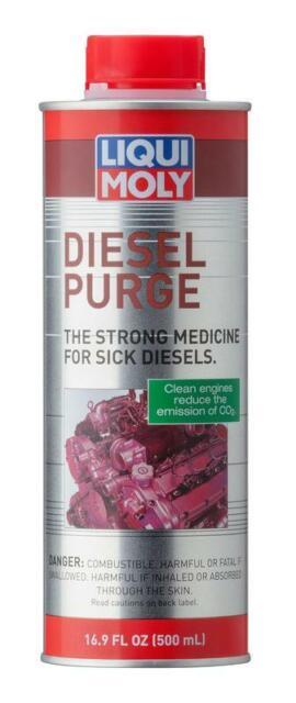 LIQUI MOLY Diesel Purge