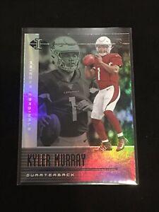 Kyler Murray 2019 Panini Illusions Base #1 Cardinals Rookie RC Pack Fresh