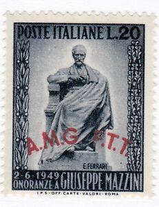 79-TRIESTE-ZONA-A-1949-Giuseppe-Mazzini-n-5-40