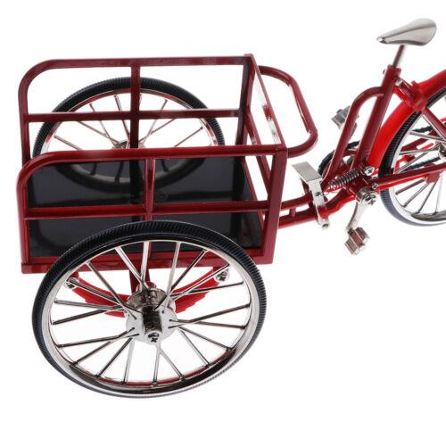1:10 Skala  Diecast Classic Bike Modell Replik Fahrrad Spielzeug My 0156