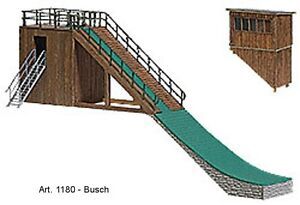 Busch-Ho-1180-Ski-Jump-New-Original-Packaging