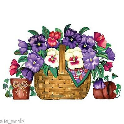 Rose Floral 3D Ink HEAT PRESS TRANSFER for T Shirt Sweatshirt Tote Fabric #796d
