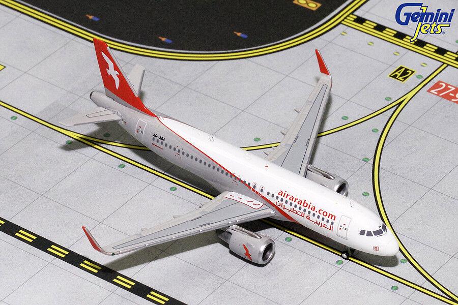 Gemini Jets Air Arabia Airbus Airbus Airbus A320-200(S) 1 400 GJABY1436 b2be8d