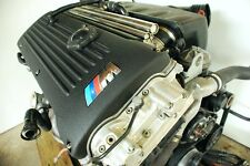 TOP BMW E46 M3 Motor mit Anbauteile S54B32 Komplett Z3M Z4M 343PS