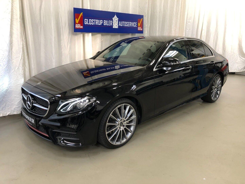 Mercedes E220 d 2,0 AMG Line Sportsstyle aut. 4d - 439.700 kr.