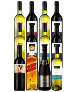 Mixed-Wines-With-Johnnie-Red-And-Sparkling-12-Bottles