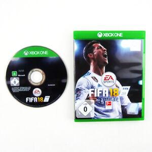 Xbox-One-Jeu-Fifa-18-IN-Emballage-D-039-Origine