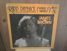 "JAMES BROWN rapp payback 12"" MAXI 45T"