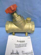 "NEW Armstrong Pumps CBV-2  2"" Hydronic Circuit Balancing Valve"