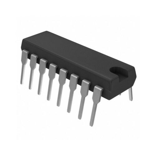 5PCS X MM74C42N IC DECODER BCD TO DECIMAL 16-DIP Fairchild