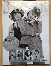 Harper's Bazaar Coco Chanel,Suzy Parker,Richard Avedon Liz Taylor LIMITED SEALED