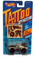 1993 Hot Wheels Tattoo Machines Ammo Sting Rod