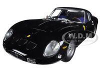 1962 Ferrari 250 Gto Black High End Ed 540pcs 1/18 Diecast By Kyosho 8437bk