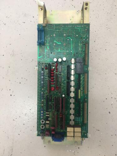 FANUC A06B-6045-H001//H002 VELOCITY CONTROL UNIT