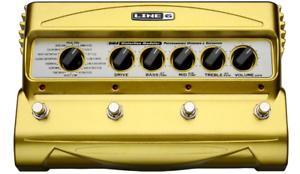 LINE-6-DM4-DISTORTION-MODELER-OVERDRIVE-OCTAVER-amp-POWER-SUPPLY