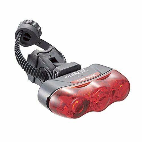 CATEYE TL-AU630 TL AU630 Rapid 3 Auto Bicycle Safety Light 4990173028634