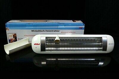 100% QualitäT Reer Wickeltisch-strahler Typ: 1902 Heizstrahler Weiß 54x13x13 Cm Ovp Gut. Zust.